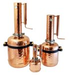 """CopperGarden®"" "" Easy Moonshine"" distilling apparatus 12 L"