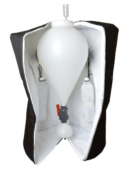 FastFerment™ Insulating Jacket ❀ for the 30 and 11 litre conical fermenter