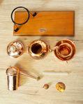 Pezzo di ricambio: caldaia per l´alambicco ARABIA  - 0,5 litri- CopperGarden®