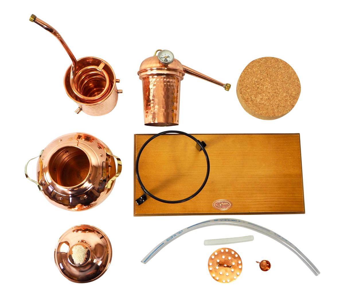 Ersatzteil: Dichtung für die ARABIA Destille - 2 Liter - CopperGarden®