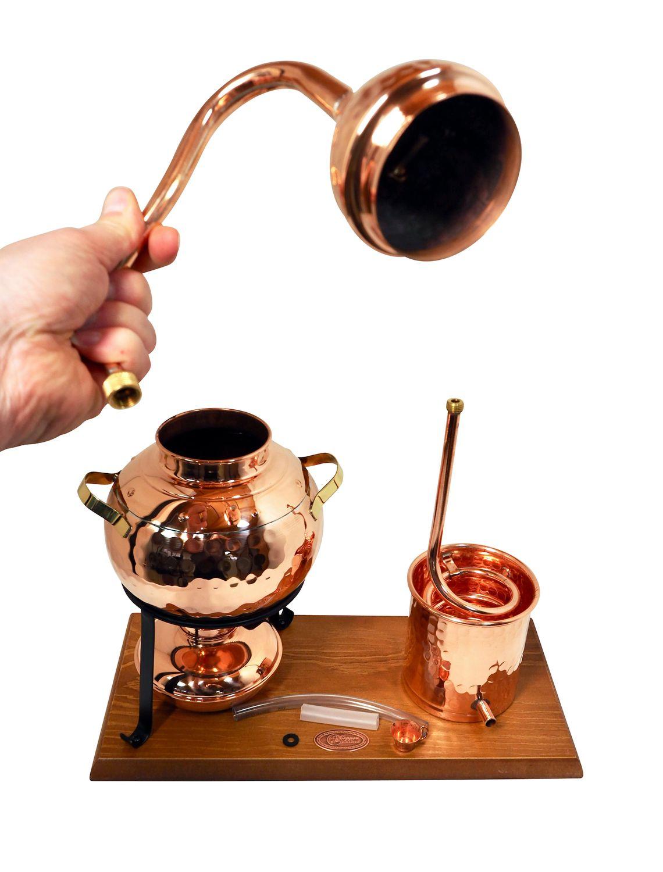 Ersatzteil: Hut für die ALEMBIK Destille - 2 Liter - CopperGarden®