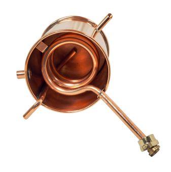 Ersatzteil: Kühler für die ARABIA Supreme Destille - 2 Liter - CopperGarden®
