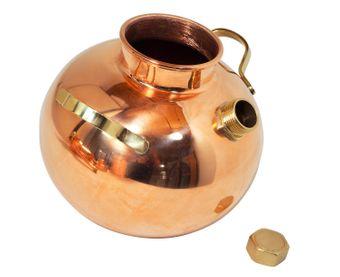 Ersatzteil: Brennkessel für die ARABIA Supereme Destille - 2 Liter - CopperGarden®