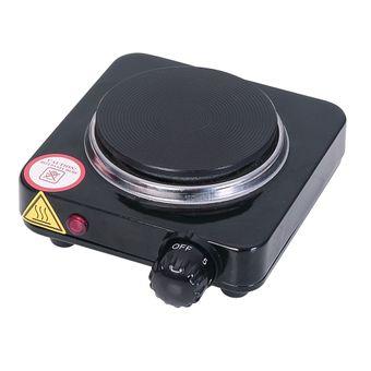 """Ardes"" mini piastra elettrica, 9,5 cm e 00 Watt - nera"