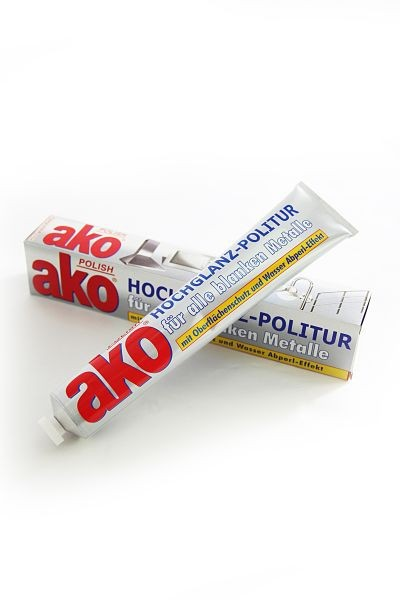 AKO Metallreinigungspaste 100 ml in der Tube - Kupferpolitur - Kupferreiniger