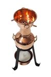 "Lampe aromatique Alquitara ""CopperGarden®"""