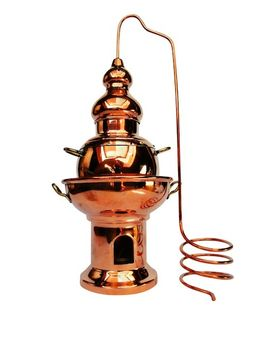 """CopperGarden®"" Aroma Lamp, large"