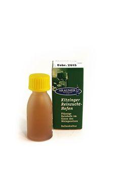 """Arauner"" Hefe Lebendkultur Steinberg 20 ml = 50 Liter"