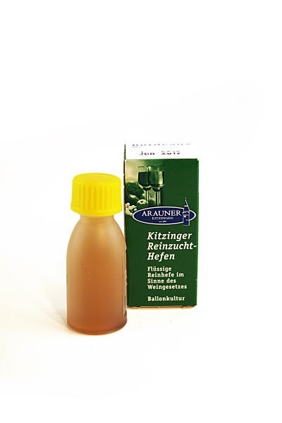Arauner  cultured yeast  Bordeaux  20ml