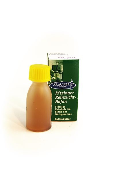 Arauner  cultured yeast  Champagne  (20ml)