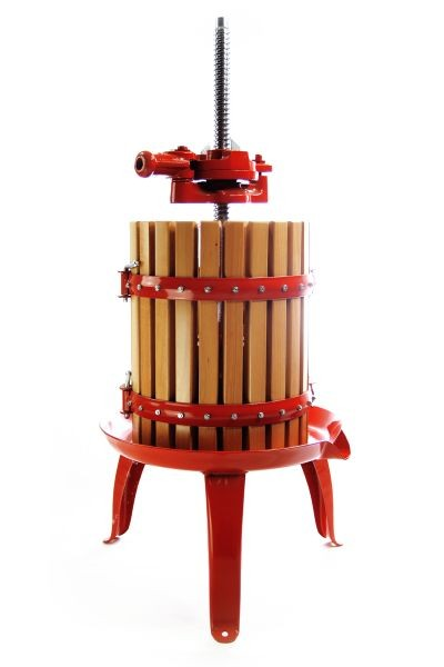 Wine press / fruit press 11L