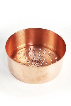 """CopperGarden© grand tamis aromatique (L) pour l'alambic """"Hennin"""" 0,5 litre"""
