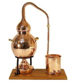 "Dispositif de distillation 2 L - ""CopperGarden®"""