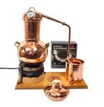 """CopperGarden""  Dispositif de distillation Arabia 2L, électrique"