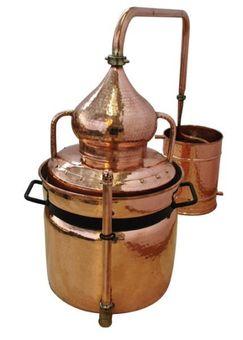 """""""CopperGarden®"""" Wasserbaddestille Hydro 5L"""