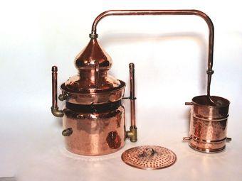 """""""CopperGarden®"""" Wasserbaddestille Hydro 10L"""