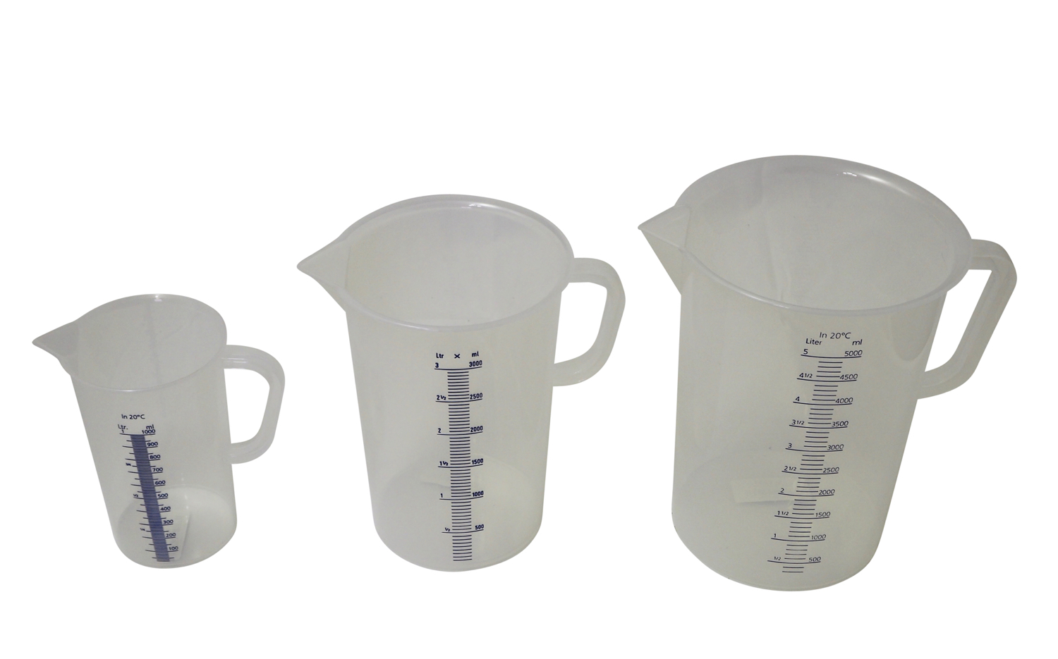 Hecht  Measuring Jug/Container, 5 L