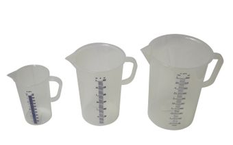 """Hecht"" Measuring Jug/Container, 5 L"