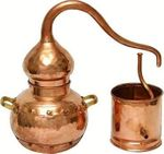 """CopperGarden®"" still alembic ECO 1 liter"