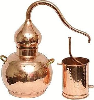 """CopperGarden®"" still alembic 10 liters ""ECO"""
