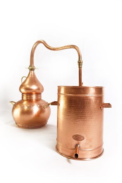 CopperGarden®  alembic 10 liter - lifetime Supreme