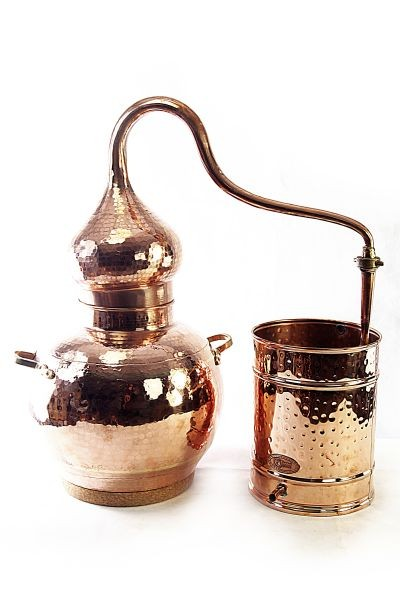 CopperGarden  alembic (10 L) – riveted