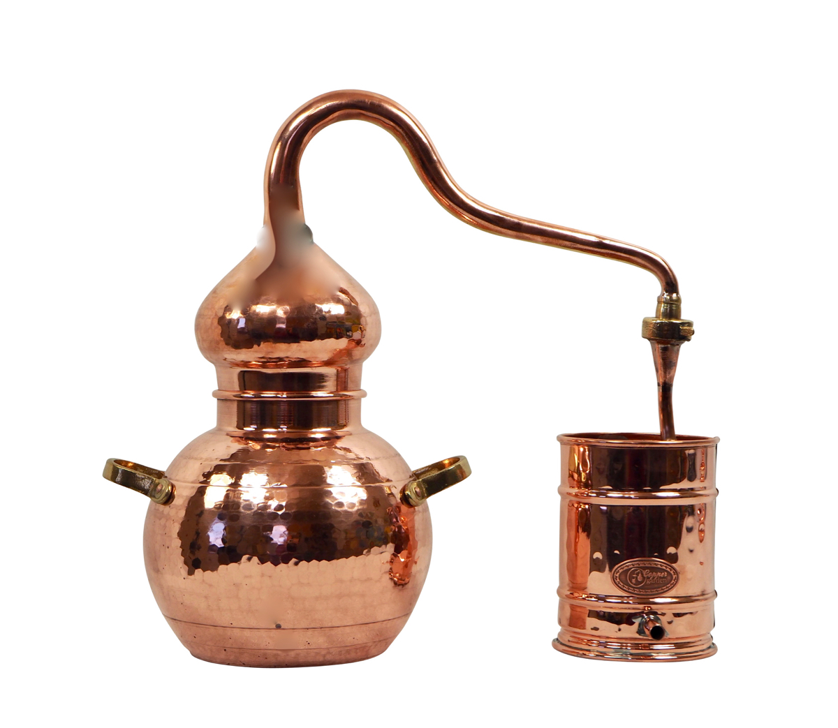 CopperGarden  alembic still 2L – riveted
