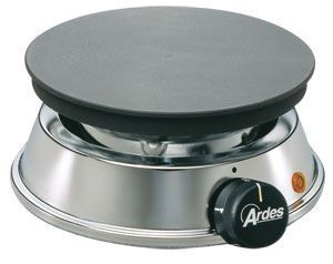 Ardes  hot plate Brasero 19 cm, 1200 watts