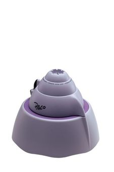 """Ardes"" humidifier ""PACO"" with safety device & steam control, color lavender"