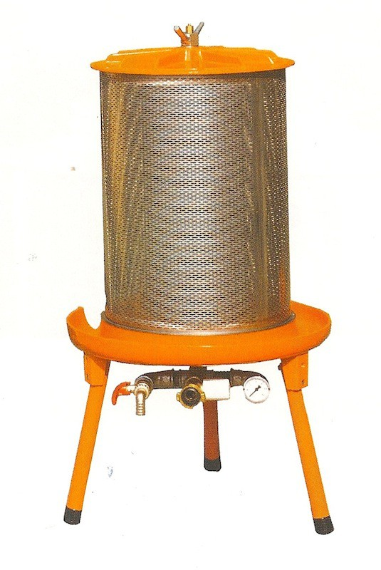 Speidel  hydraulic 40 L fruit press