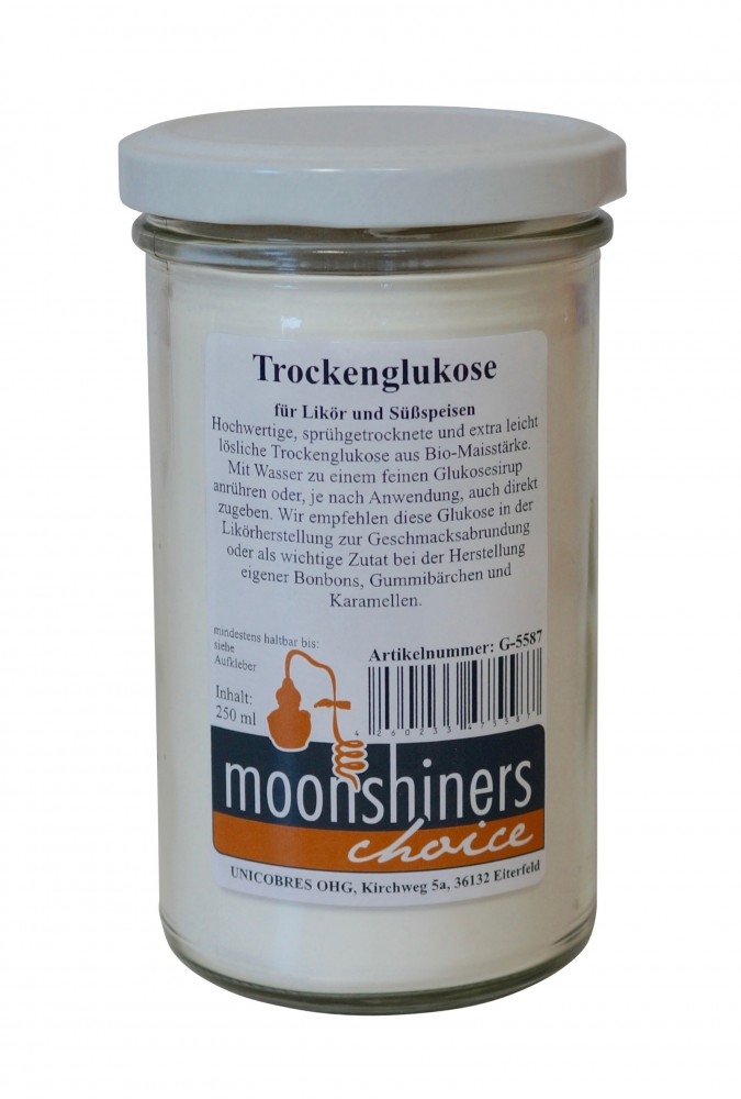 MoonshinersChoice  Glucose Syrup (dry) 150g for liqueur and candy