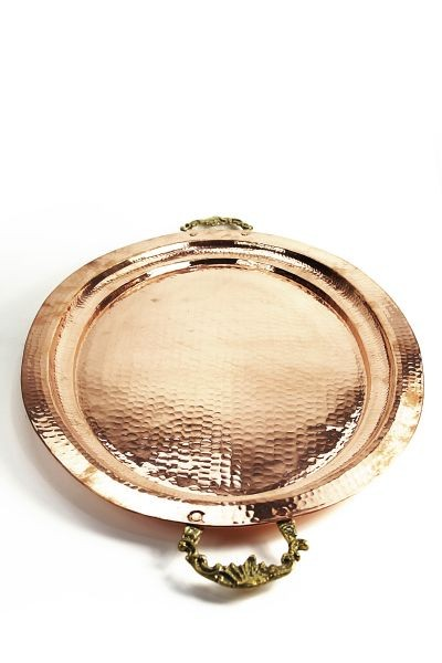 CopperGarden  copper serving tray / platter - 40 x 52 cm