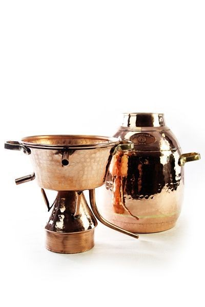 CopperGarden®  Destille Alquitara ❁ 25 Liter ❁ traditionell