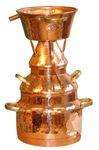 CopperGarden® Alquitara ❁ 50 Liter ❁ für ätherische Öle
