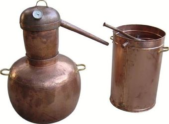 """CopperGarden®"" Destille Arabia 200L"