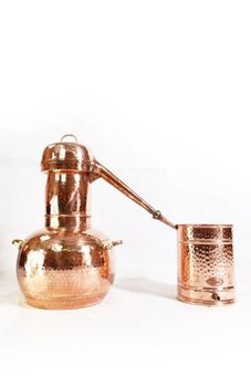 """CopperGarden®"" Destille Arabia 10 Liter"