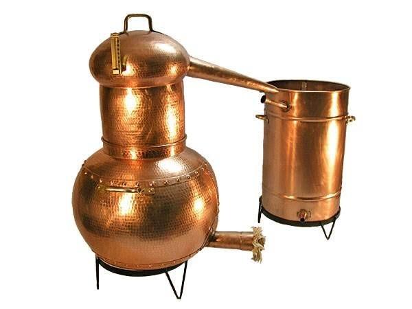 CopperGarden®  Dekodestille Arabia 150 Liter