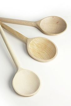Cooking spoon / mash spoon XL, 60 cm long
