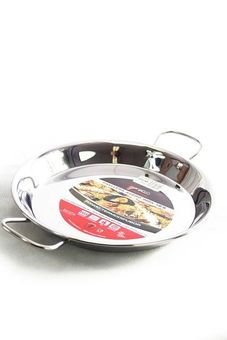 """Vaello"" paella pan (36 cm) made of stainless steel"