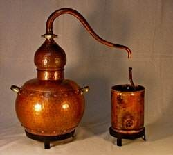 CopperGarden®  decor still Alembic 25 liters