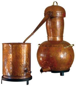 """CopperGarden"" Dekodestille Arabia 35 Liter"