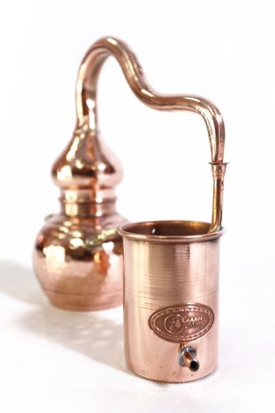 CopperGarden®  Alambique clásico  0,5 L