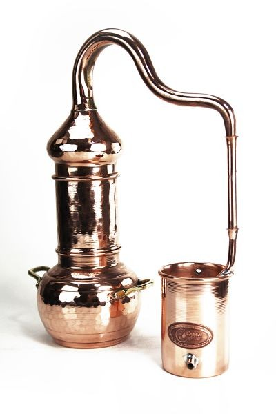 CopperGarden®  0.5-liters capacity column still