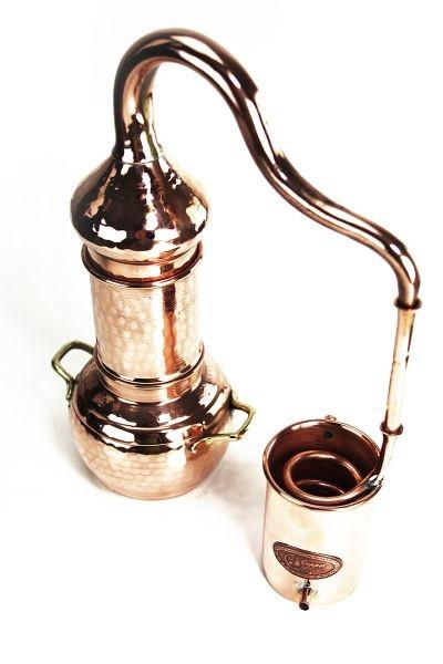 """/""""CopperGarden ®/"""" Distilleria ♥ loro distilleria 0,5 LITRI"""