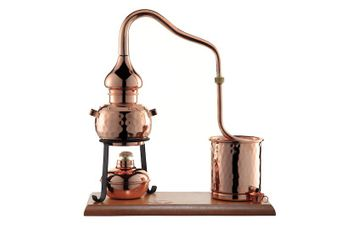 """CopperGarden®"" still 0,5L Alembic"