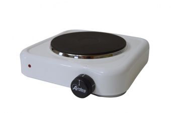 """Ardes"" single hot plate, 18cm, 1500 watts"