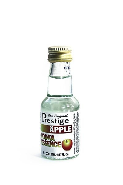 Essence de Vodka  Pomme  20 ml -  Prestige