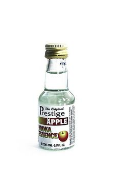 "Essence de Vodka ""Pomme"" 20 ml - ""Prestige"""