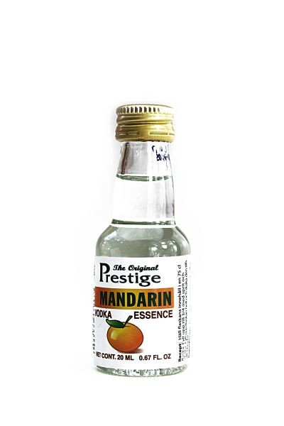 Essence de Vodka  mandarine  20 ml -  Prestige