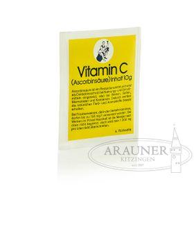 Arauner : vitamine C, 10g